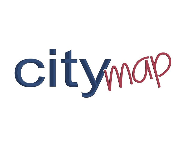 city-map Logo